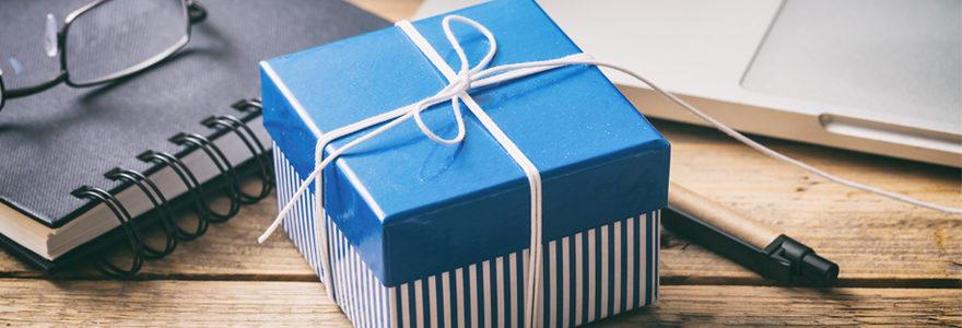 cadeaux d'entreprises